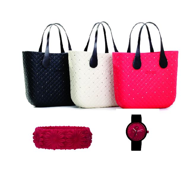 96d0f906f5 O bag, capsule collection di San Valentino: borse e accessori si tingono di  rosso – Vanity in Milan