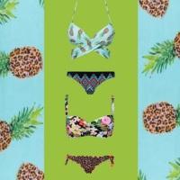 Collezione Beachwear Calzedonia estate, tra esplosione di colori, fantasie floreali e tendenze retrò