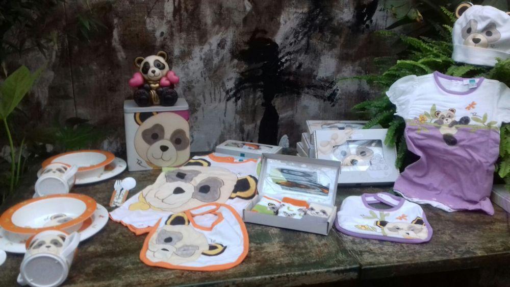 Panda Thun, Capsule Collection di Primavera