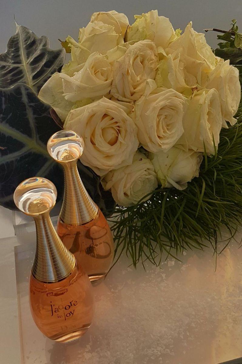 Orticola profuma di J'adore: dalla passione di Dior per i fiori al lancio di Injoy, nuova creazione olfattiva della Maison