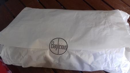 Confezionamento ordine Baglicious