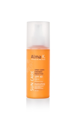 Spray Corpo Idratante Protettivo Alma K Sun Care SPF 30