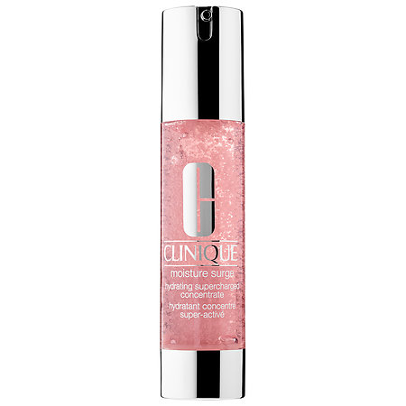 Recensione Clinique Moisture Surge Hydrating Supercharged Concentrate