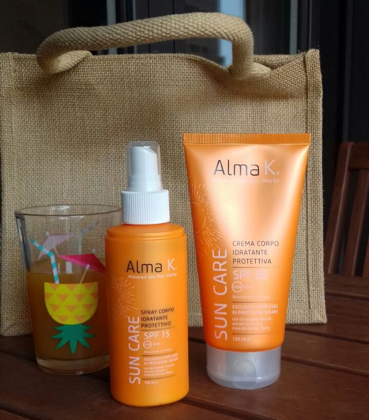 Linea Almak Sun Care, estate 2017