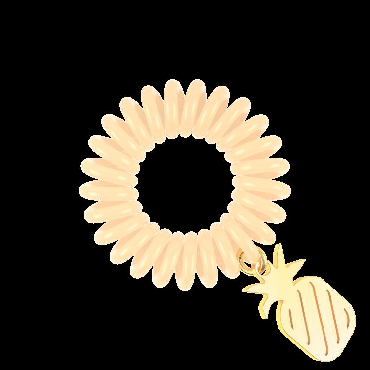 Invisibobble_ORIGINAL Tutti Frutti Pineappeal
