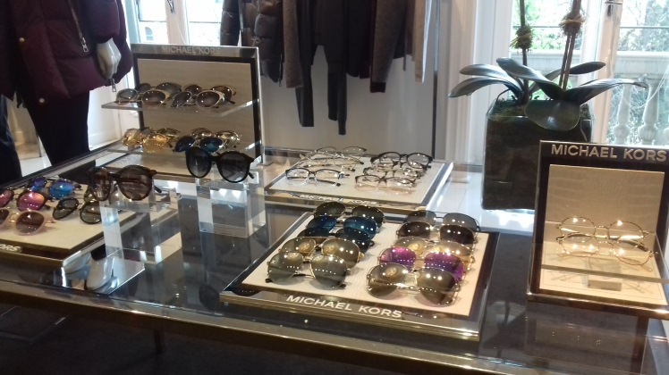 Collezione Eyewear Michael Kors, Press day Milano