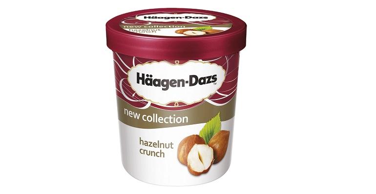 Hazelnut Crunch Häagen-Dazs