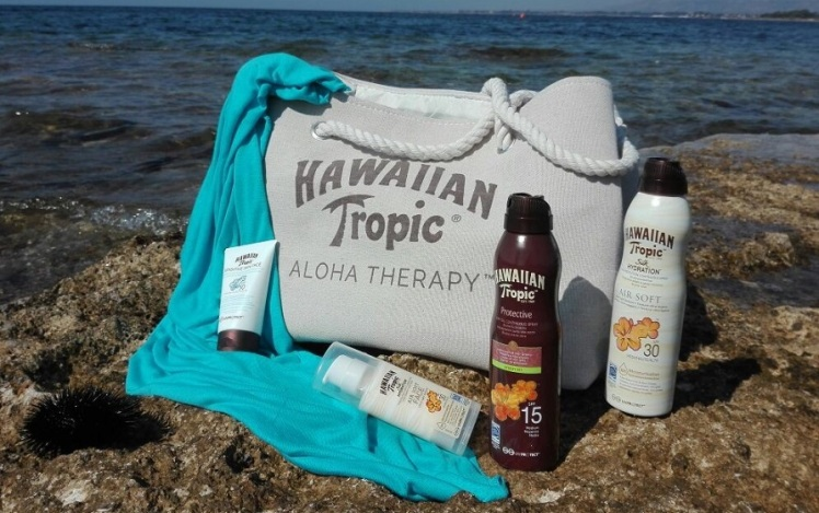 Solari Hawaiian Tropic, novità estate 2017 Aloha Therapy