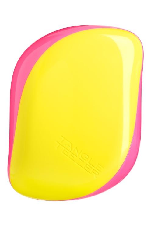 Compact Styler Tanglee Teezer, Kaleidoscope Neon