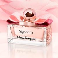 La scia elegante e raffinata delle fragranze Signorina in viaggio con te