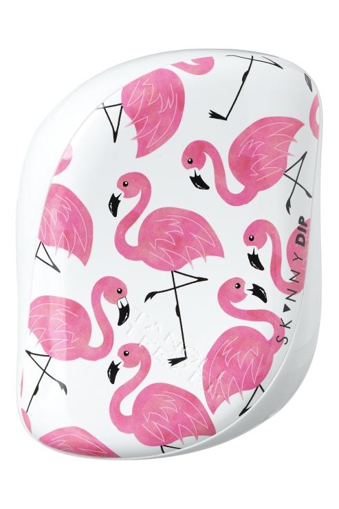 Compact Styler Tangle Teezer, Skinny Dip Pink Flamingo