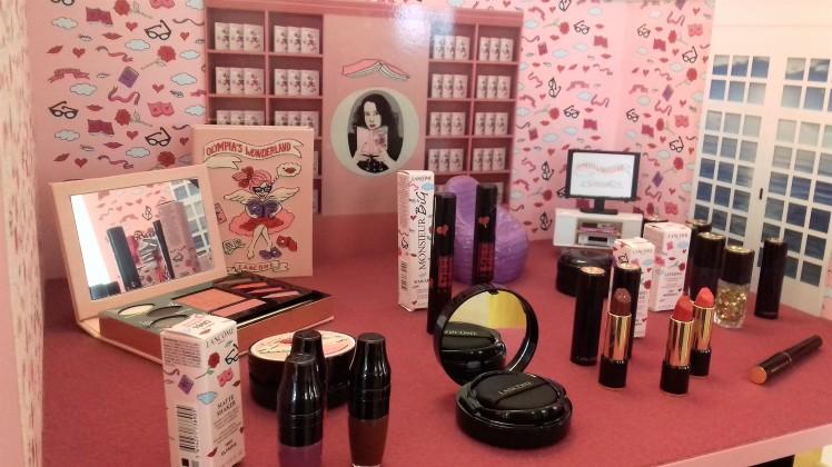 Collezione make-up Olympia's Wonderland di Lancôme
