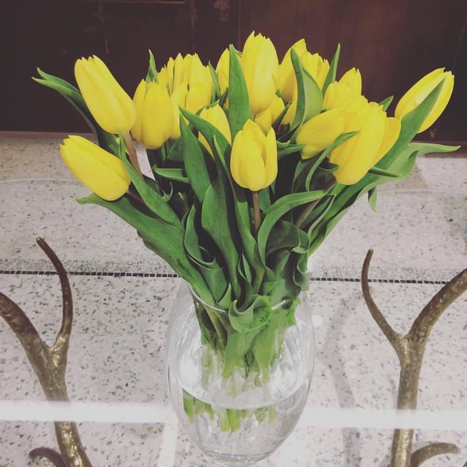 Presentazione della collezione Tulipe by Felisi, boutique di Milano