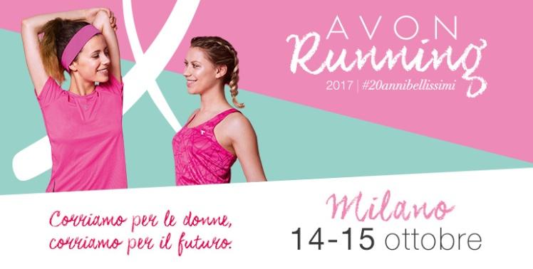Avon Running 2017, 14 e 15 ottobre
