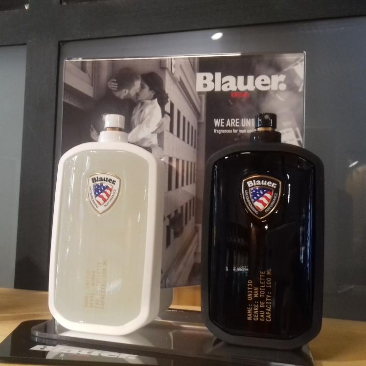 Presentazione United Blauer (Milano)