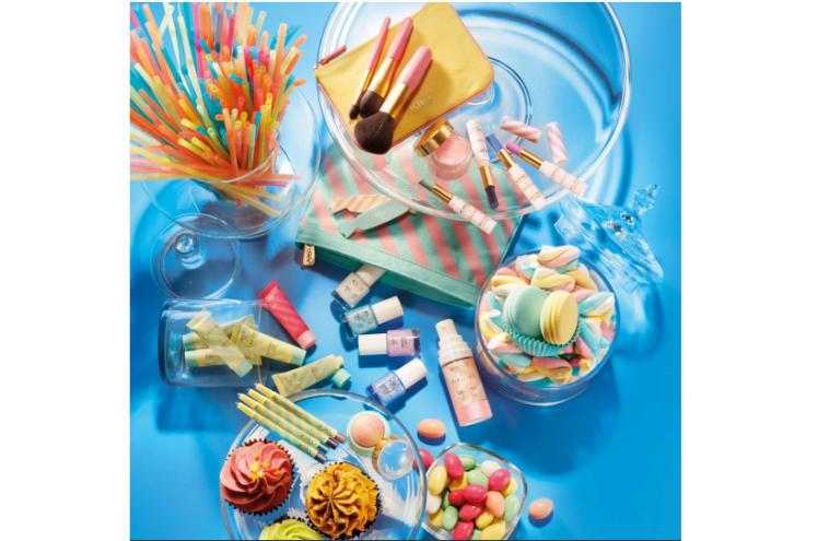Capsule collection candy split kiko milano