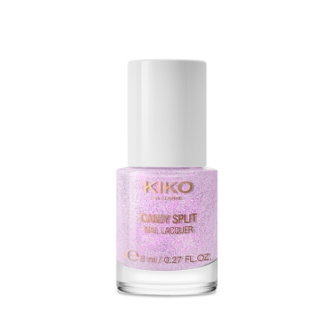 CANDY SPLIT NAIL LACQUER 02 Cotton Candy Rose