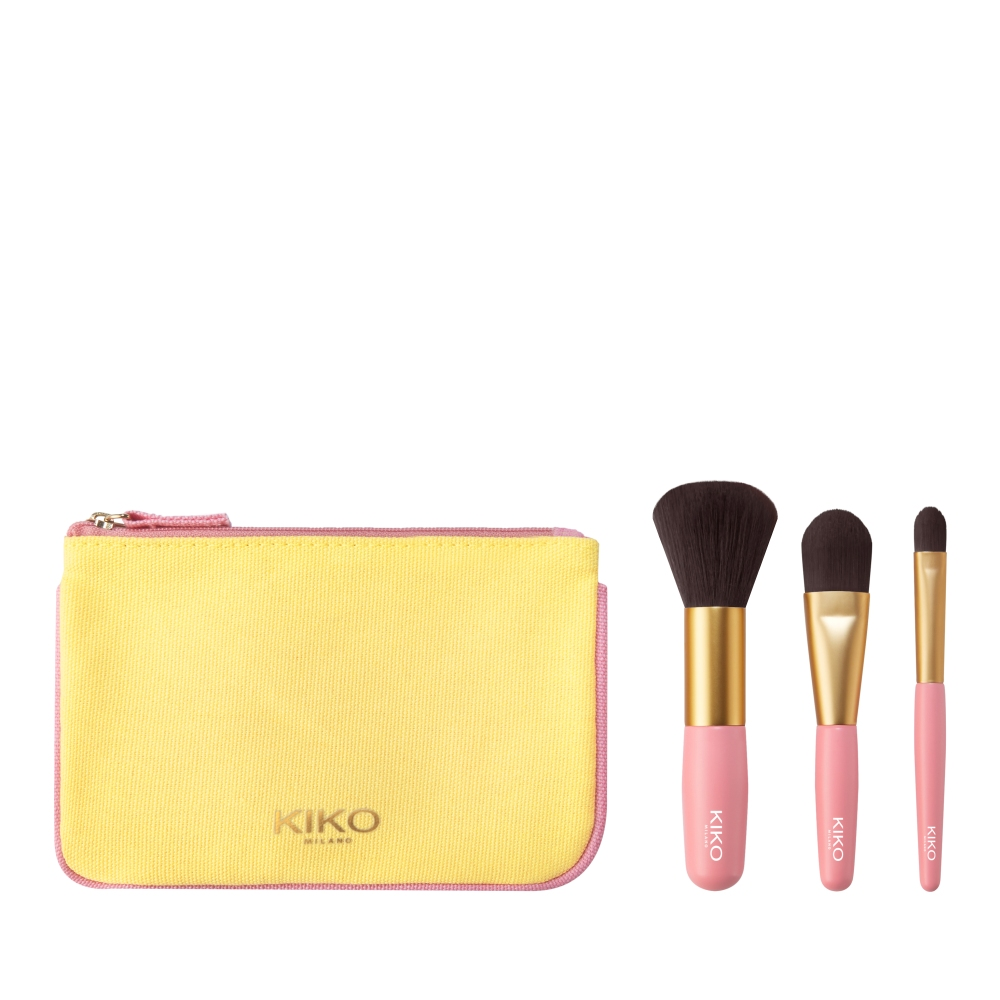 CANDY SPLIT BRUSH KIT Kiko Milano