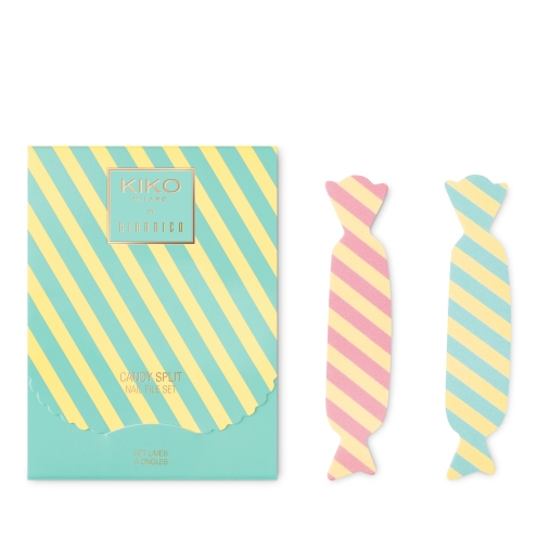 CANDY SPLIT NAIL FILE SET