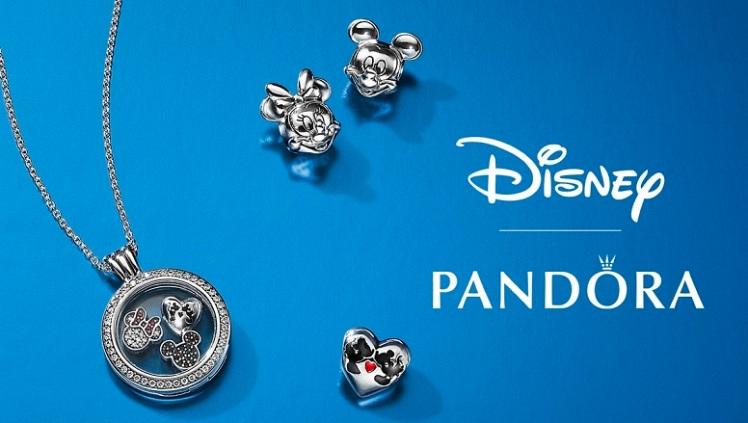 collezione Pandora Disney