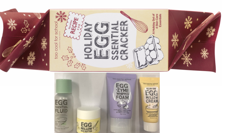 Kit Holiday Egg Essential Too Cool For School
