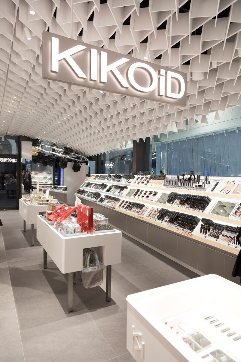 Apre a Milano KIKOiD, lo store Kiko più grande al mondo