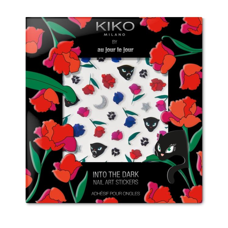Nail Stickers Into The Dark Kiko