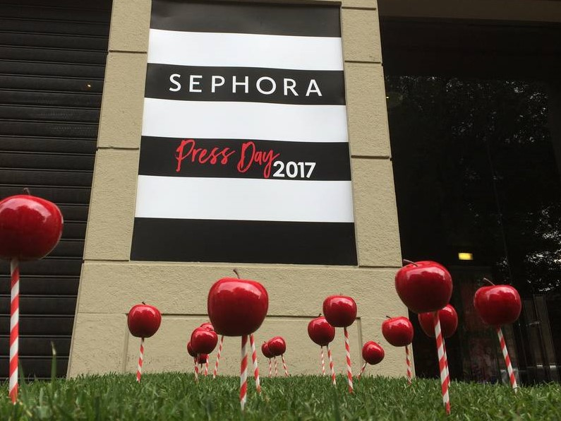 Press day Natale Sephora 2017
