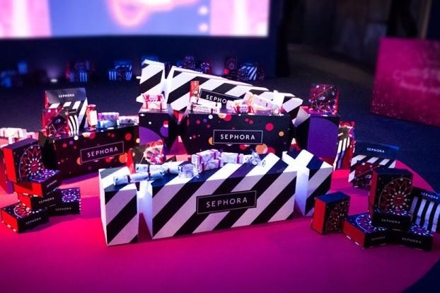 Press day Natale 2017 Sephora, crackers, idee regalo