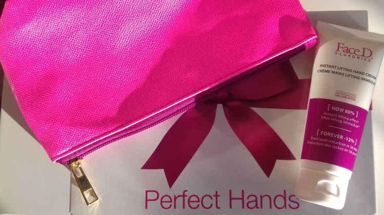Kit Perfect Hands Faced Natale 2017