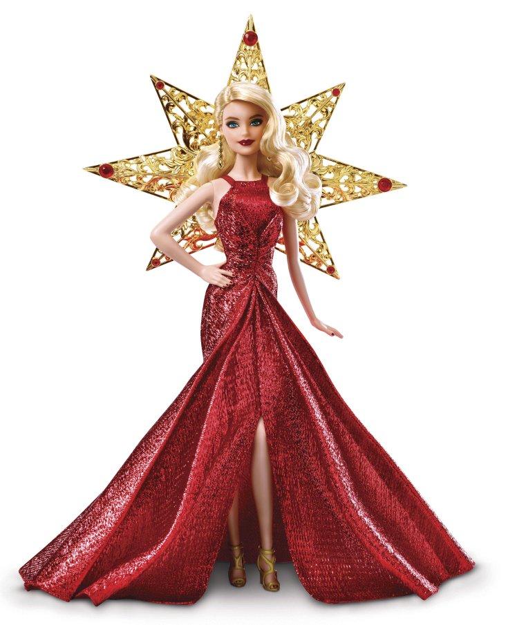 Barbie Magia delle Feste 2017, Mattel