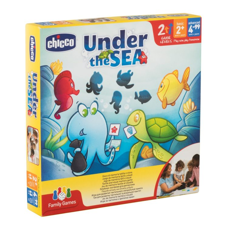 Chicco Family Games Under The Sea