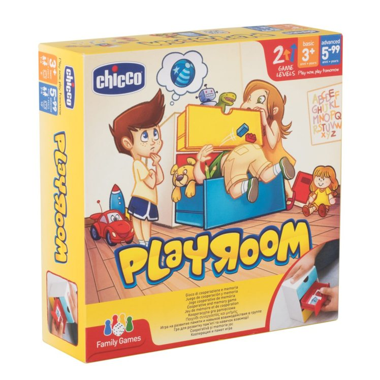 Chicco Family Games Playroom