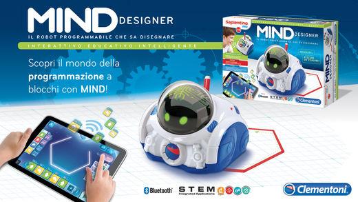 Mind Designer Sapientino di Clementoni