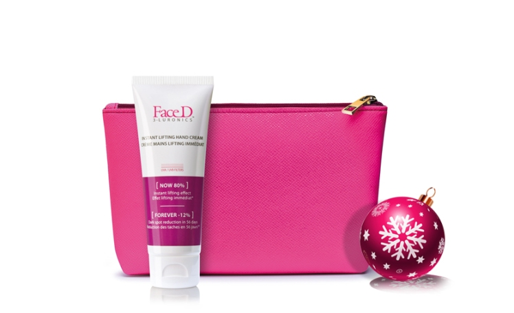 Kit Perfect Hands di FaceD, Natale 2017
