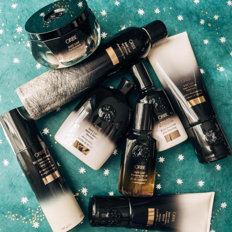 Gold Lust Repair & Restore di Oribe Haircare