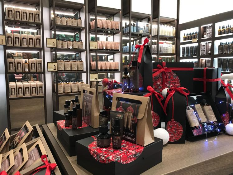 primo Nashi Salon nel CityLife Shopping District a Milano