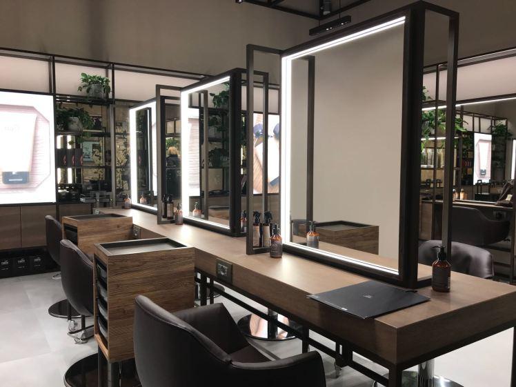Il primo salone Nashi Argan, a CityLife Milano
