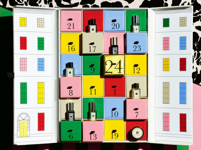Calendario dell'Avvento 2017 Jo Malone London