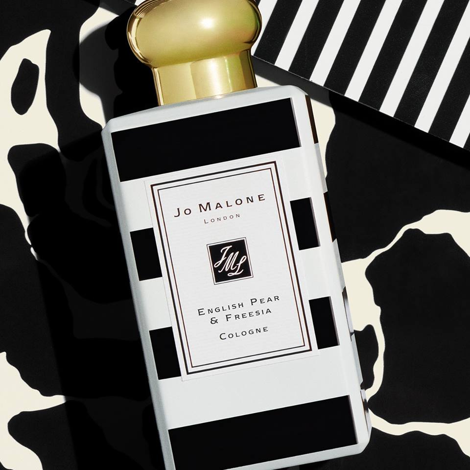 Limited Edition English Pear & Freesia Cologne
