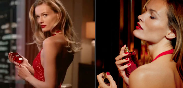 Campagna pubblicitaria Sexy Ruby di Michael Kors