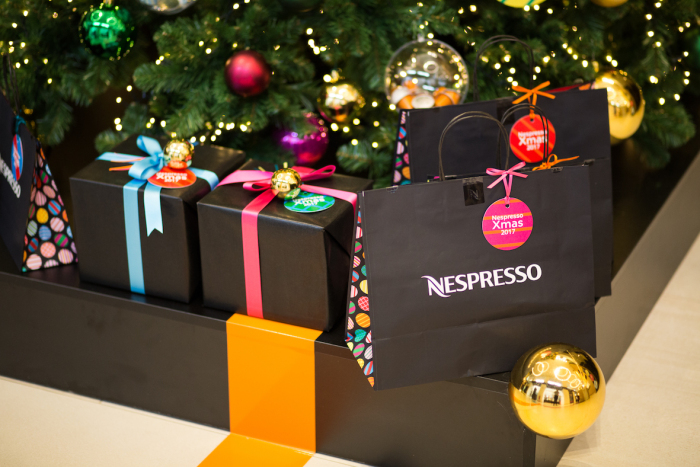 Xmas Party 2017 Nespresso, Milano