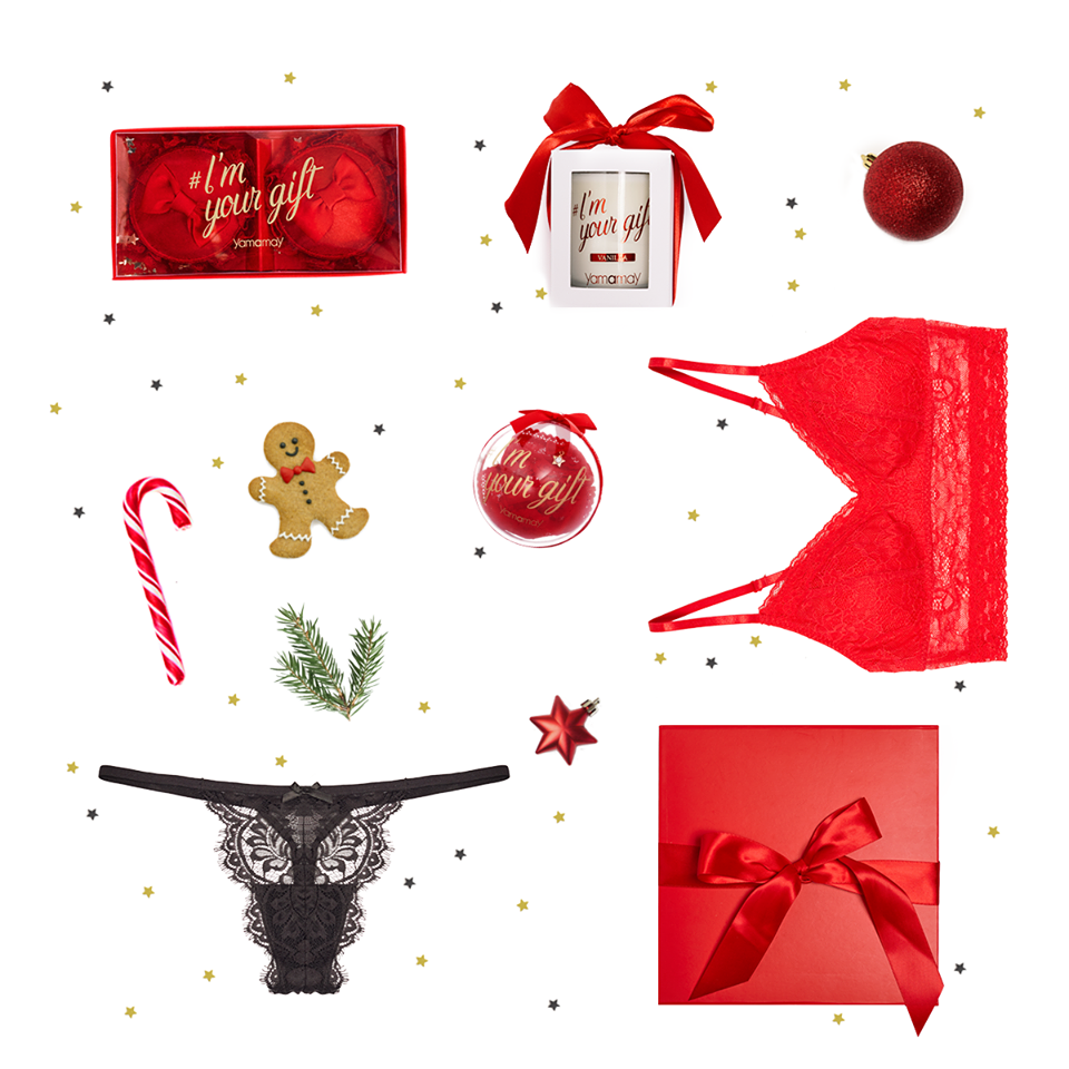 Collezione Yamamay Natale 2017