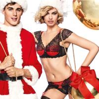Lingerie per le feste, il Natale sensuale e ironico di Yamamay