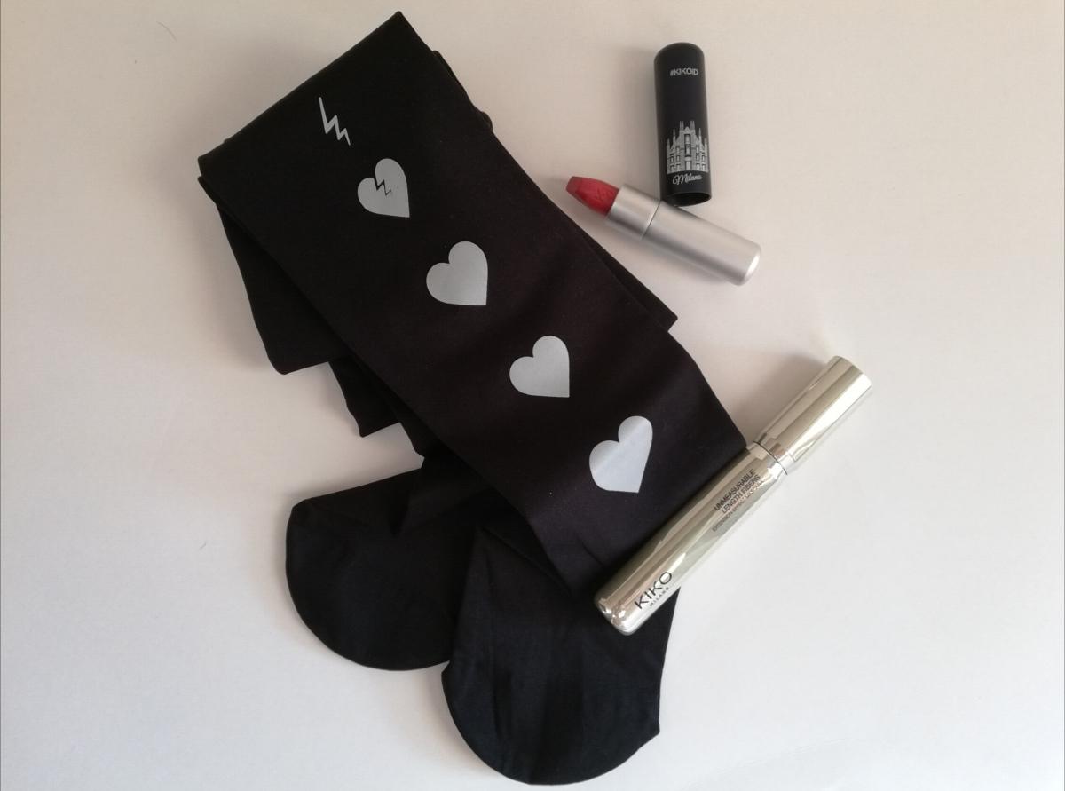 Con le calze Zohara Tights lo stile parte dalle gambe