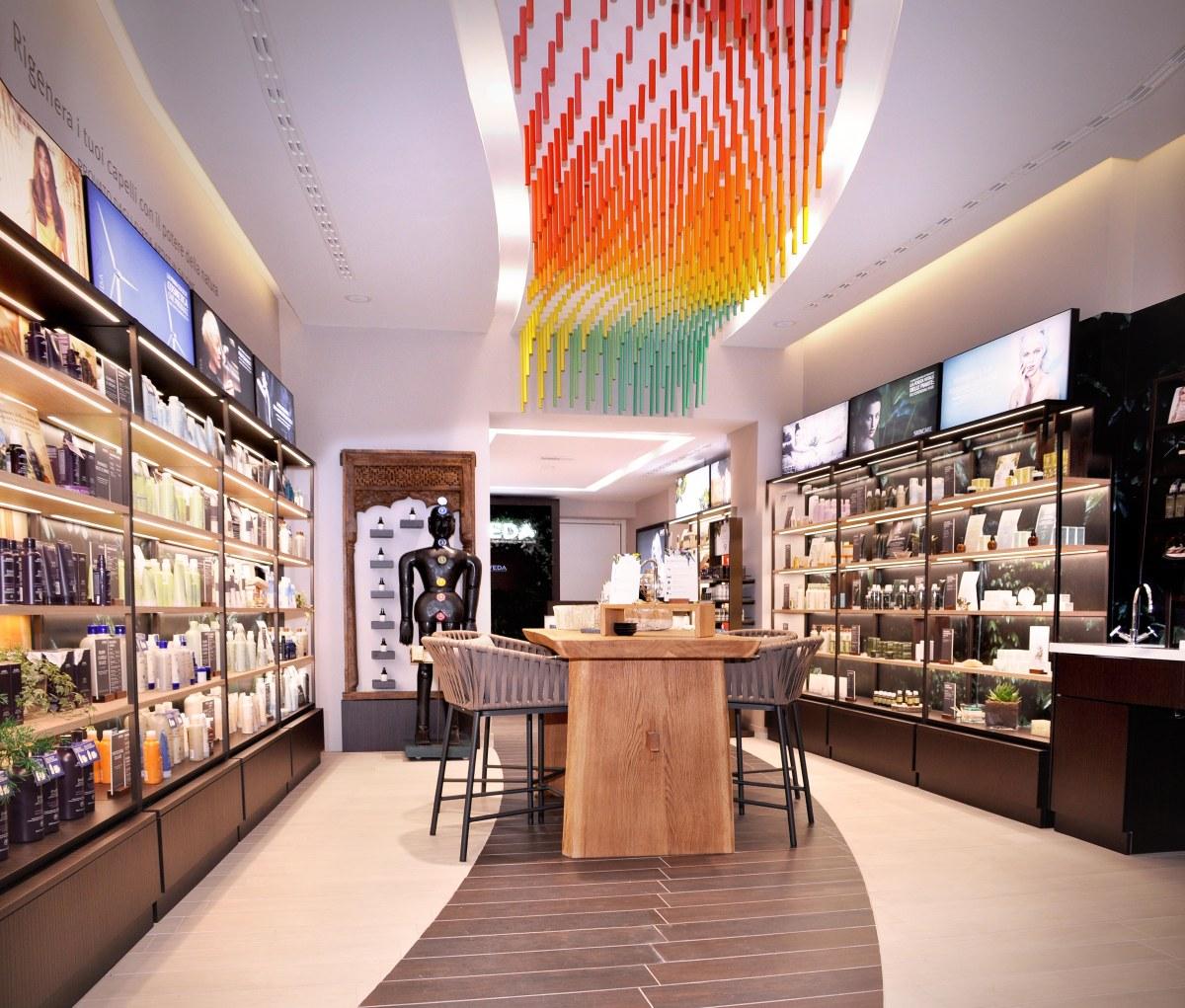 Aveda Store, in Brera un'oasi di relax e benessere
