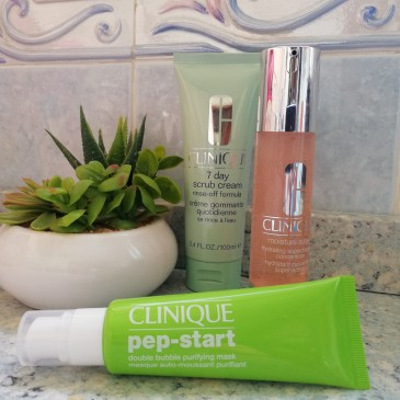 Recensione di Pep Start Bubble Mask di Clinique