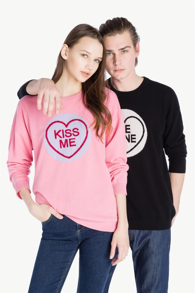 La collezione di Twinset per San Valentino 2018, maglia