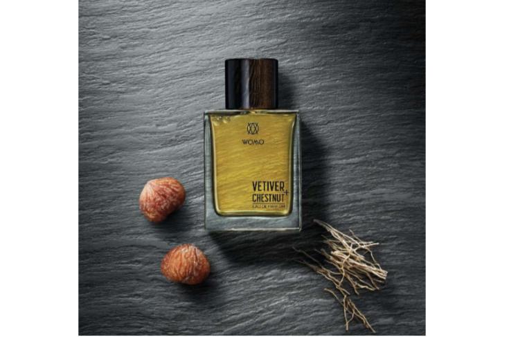 Eau de parfum Vetiver + Chestnut Ultimate Fragrances Womo