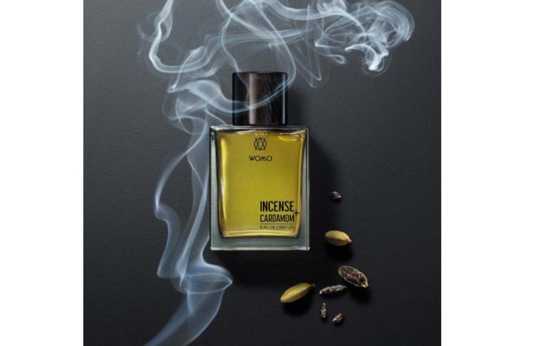Eau de parfum Incense + Cardamom, Ultimate Fragrances Womo